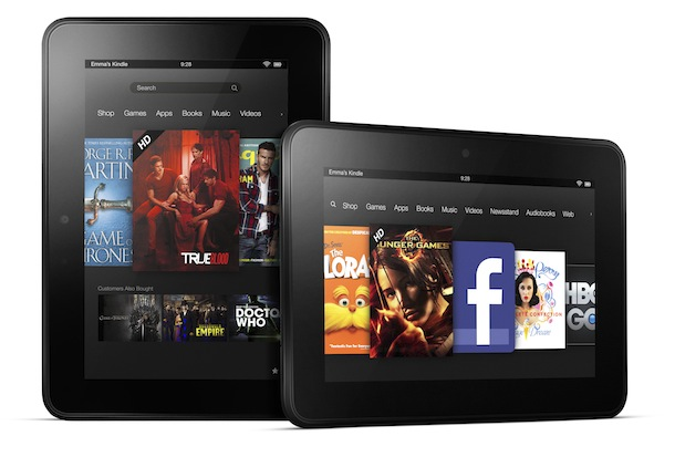 Sell my Sell Amazon Kindle Fire HD 7 (2013)