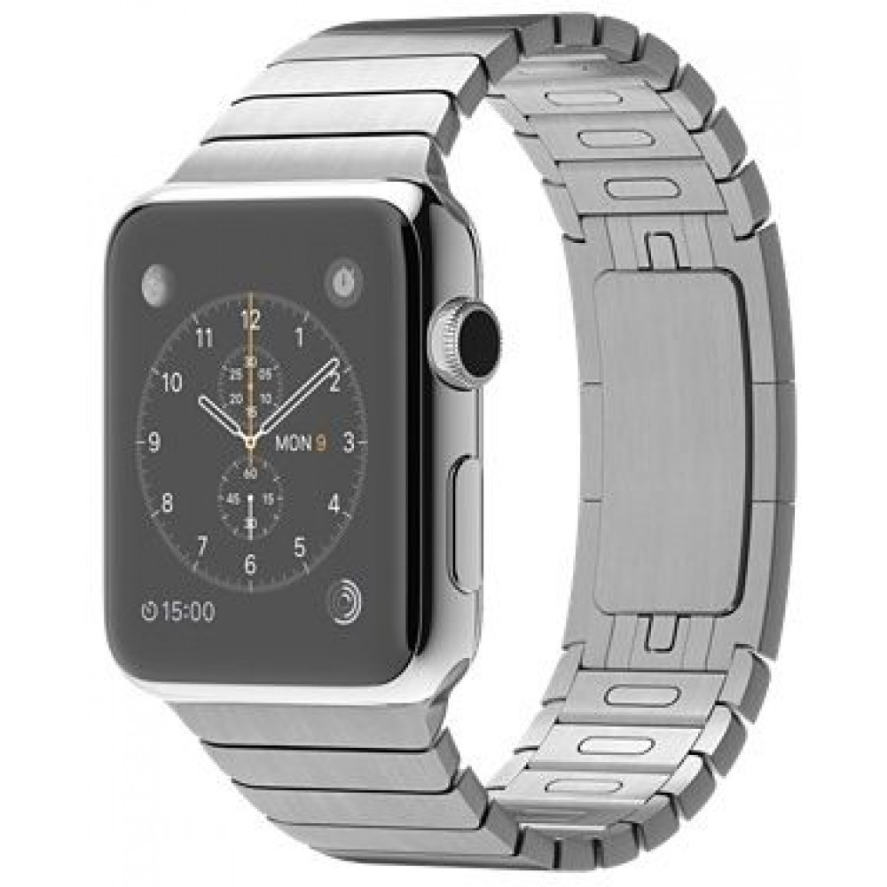 Sell my Apple Watch series 1 42MM BLACK/SILVER STAINLESS STEEL