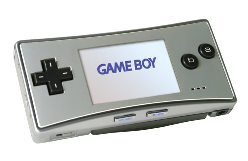 Sell my Sell My Nintendo Game Boy Micro