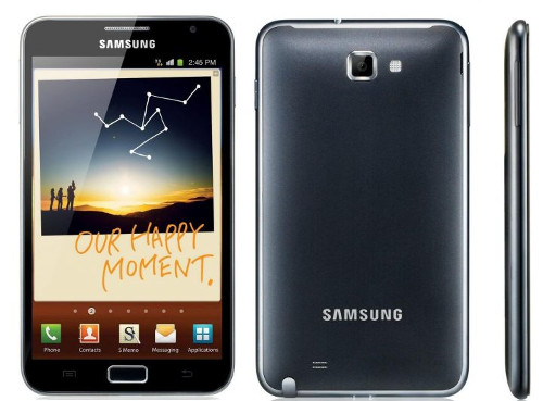 Sell my Sell My Samsung Galaxy Note N7000